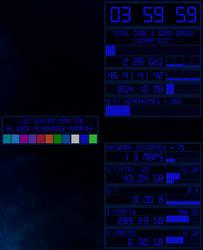 LED System Monitor 0.3