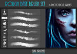 Rough Base Brush Set