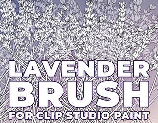 Brush - Lavander by Velkia