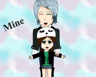 He is mine by PandaaSalvaje