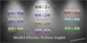 Clocks Token Light