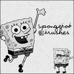 Sponge Bob Squarepants Brushes