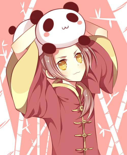 la niña y el lobezno [Trama Pasado Wan & Vincent] China_x_reader___competition_with_a_panda_by_animelover779-d7x920d