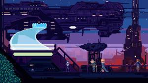 Spaceport by SengiG