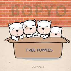 Do You Love Puppies? by Bopyo