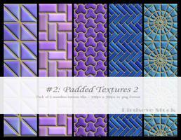 Padded Textures 2 by BirdseyeStock
