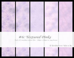 Textured Pinks by BirdseyeStock