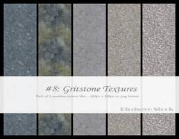 Gritstone Textures by BirdseyeStock