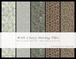 Crazy Paving Tiles