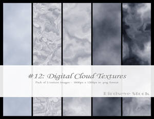 Digital Cloud Textures