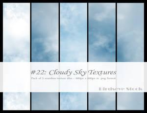 Cloudy Sky Textures