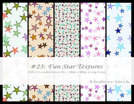 Fun Star Textures