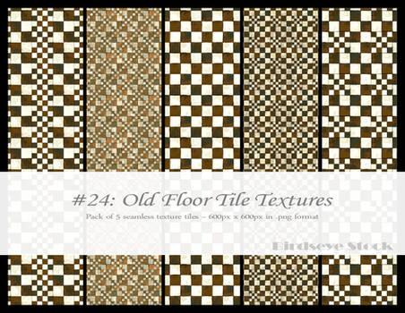 Old Floor Tile Textures