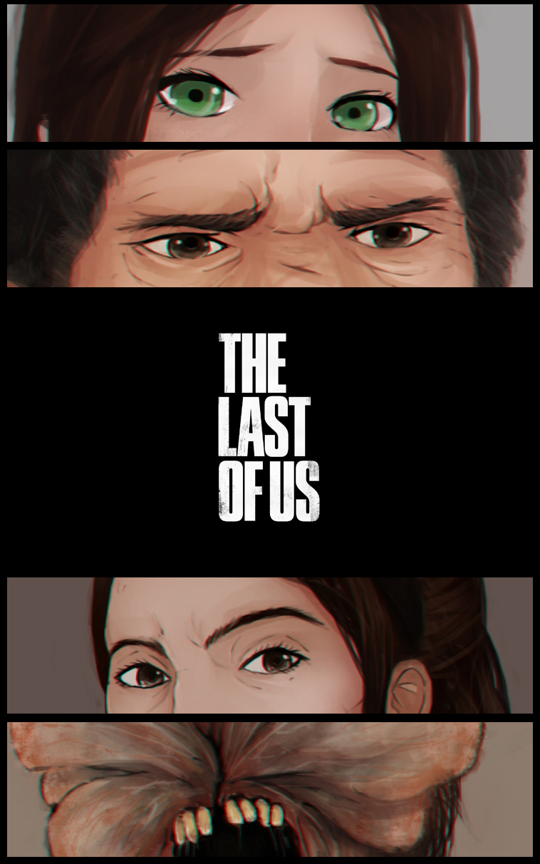 THE LAST OF US by I3ushidoKuroi