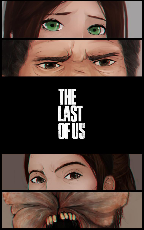 THE LAST OF US by I3ushidoKuroi