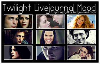 Twilight LJ Mood by xiggy01x