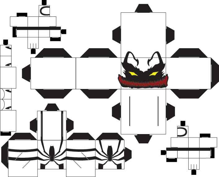 Anti-Venom by SharkBomb
