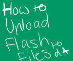 TUTORIAL: How to Upload Flash Things to dA