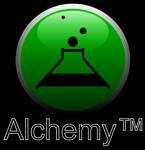 Logo: Custom Alchemy logo