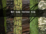 Wet Bark Texture Pack