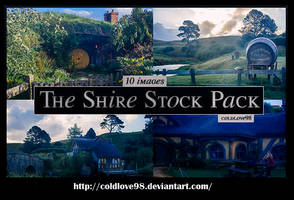 The Shire Stock Pack   ColdLove98