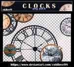 Clocks Png's Pack   ColdLove98