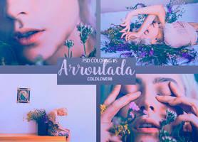 Arroutada   PSD Coloring #5