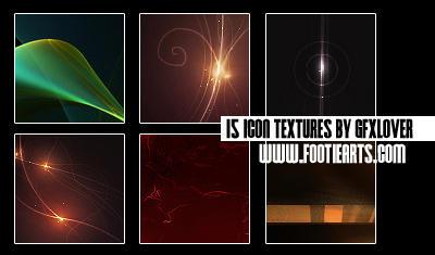 Icon Textures 15x 100x100 by gfxlover
