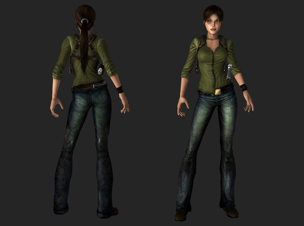 LC Outfit x26 by legendg85