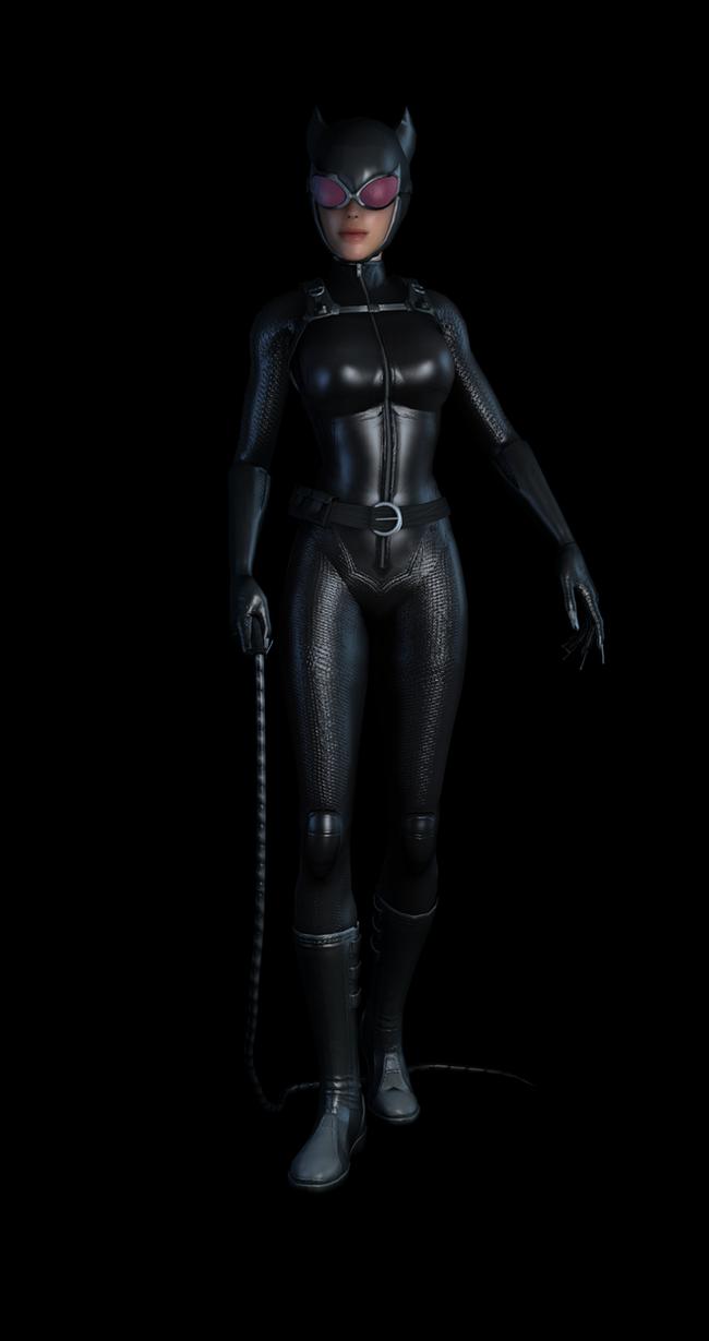 Catwoman by legendg85