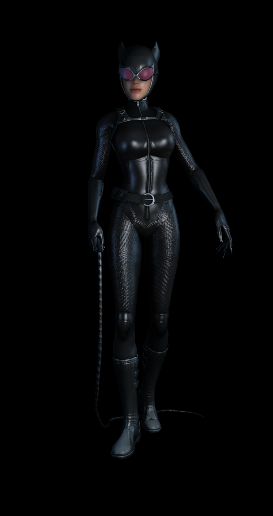 Catwoman by legendg85