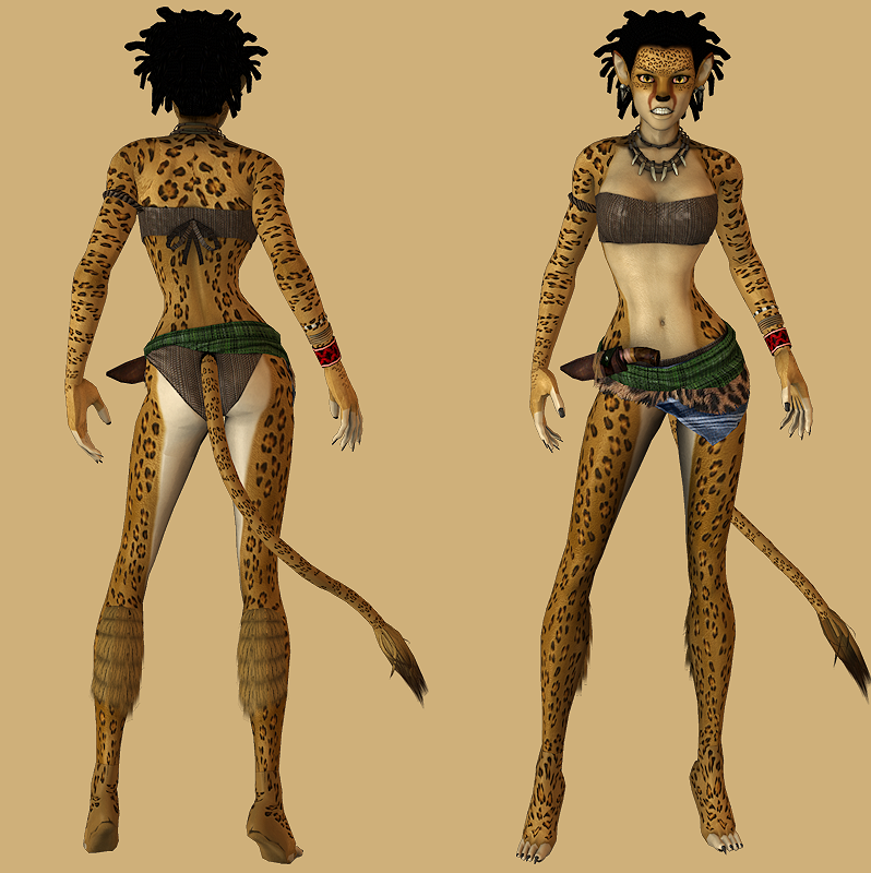 Cheetah vol.1 by legendg85