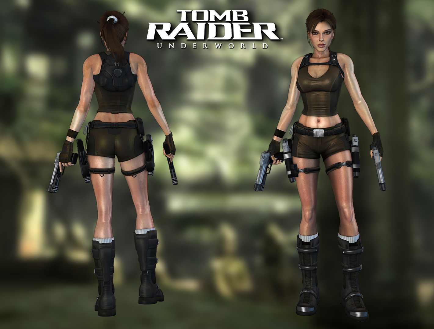 TRCO - TR Underworld Outfit 2012