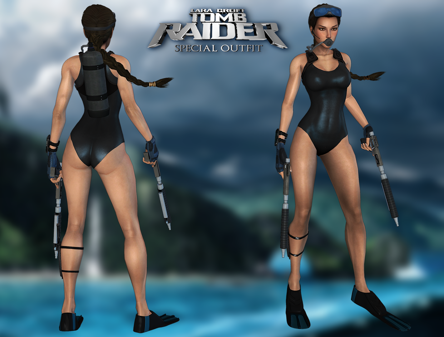 TRSO - Simple Suit Diver by legendg85