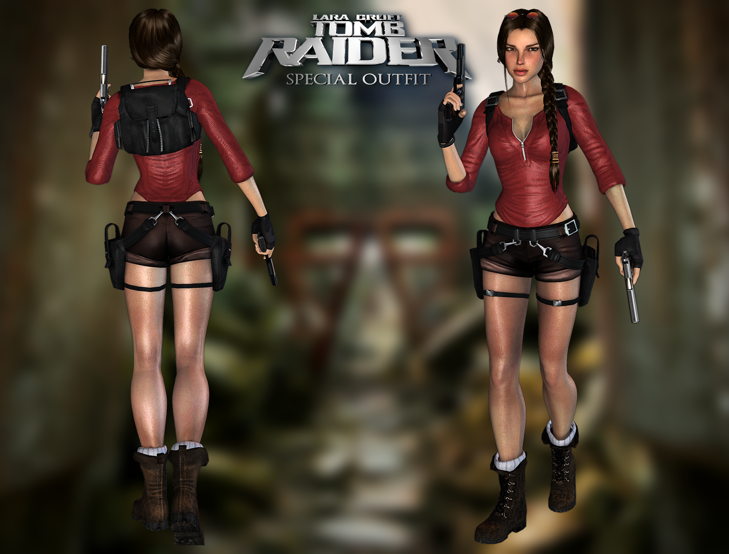Lara croft tomb raider legend nackt fucks movies