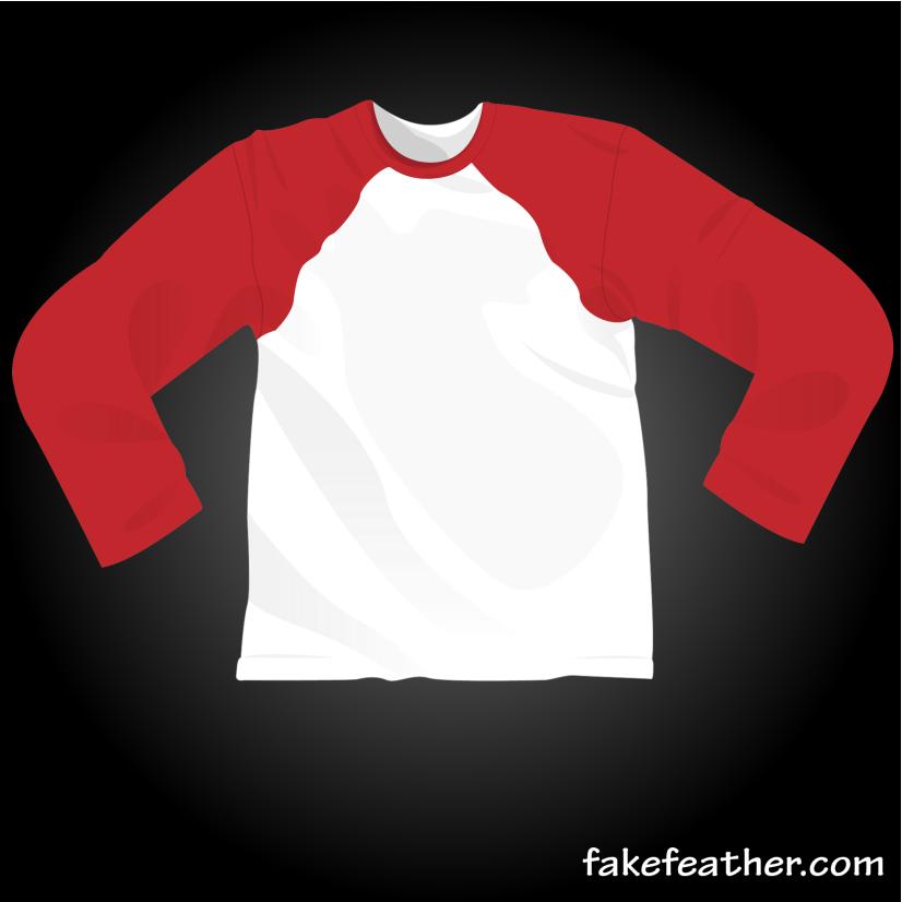 Blank vector shirt template long sleeve by leonhartrizal for Blank long sleeve shirt