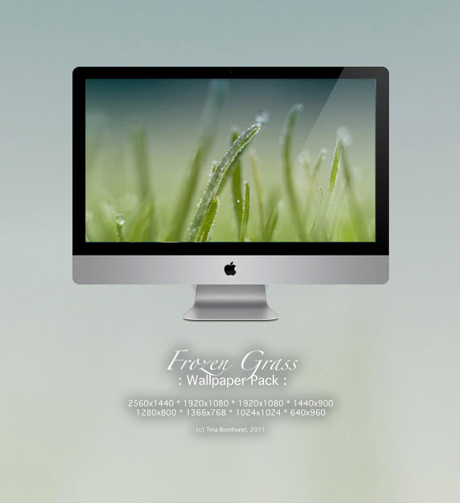 Frozen Grass WP Pack by CayaStrife