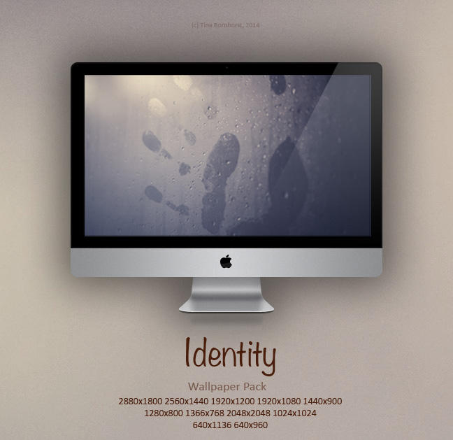 Identity -Wallpaper Pack-