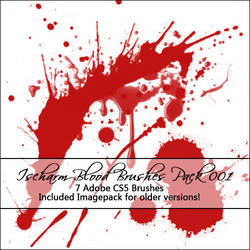 Ischarm Blood Brushes 001
