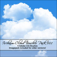 Ischarm Cloud Brushes 001