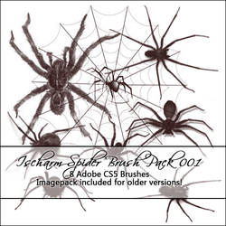 Ischarm Spider Brushes 001