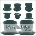Ischarm Hat Brushes