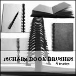 Ischarm Book Brushes