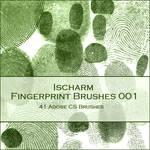 Ischarm Fingerprint Brushes
