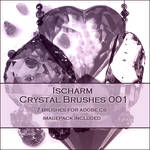 Ischarm Crystal Brushes 001