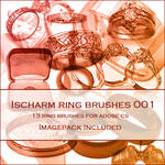 Ischarm Ring Brushes 001