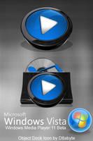 Windows Media Player 11 Beta by d8abyte
