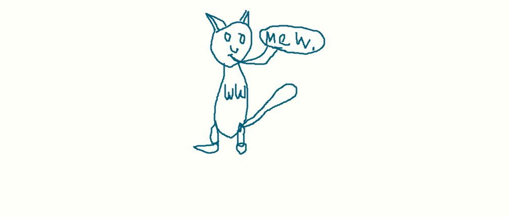 Mewmer a mew a psychic-tye pokemom by sailorcancer01