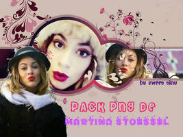 Pack PNG de Martina S. by SweetTinu