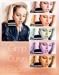 Gimp Curve Pack7